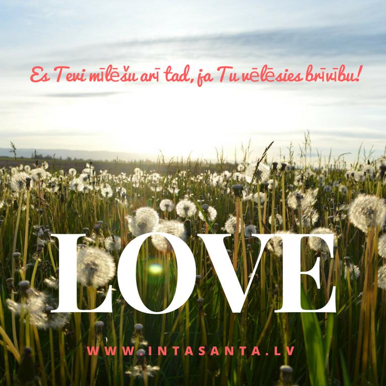 7.eneatips un mīlestība
